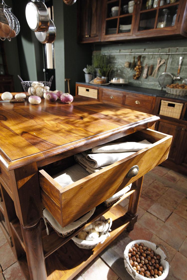 Lubron La Bellezza del Legno nella Cucina Classica  Arredica