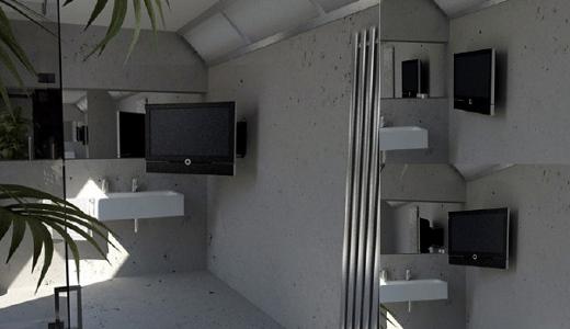 STAFFE TV MOVING DA PARETE  AF  Staffe TV motorizzate e