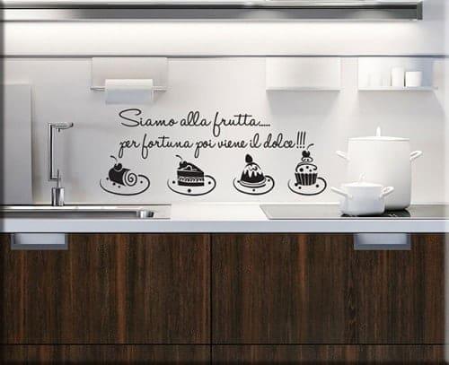 Adesivi murali cucina decorazioni murali by Arredi Murali