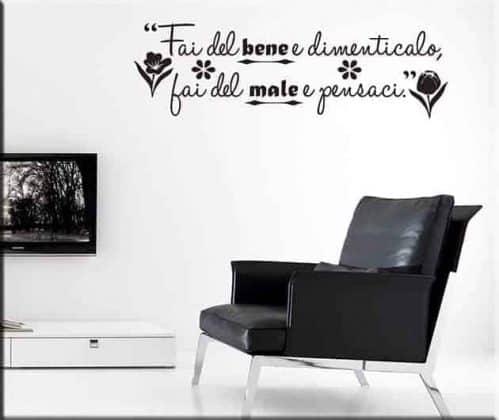 Adesivo da parete in vinile con frase in italianosolo chi sogna adesivi murali frasi in italiano citazione, decorazione da parete, wall stickers,. Adesivi Murali 6 000 Stickers Murali Da 3 Decorazioni Adesive