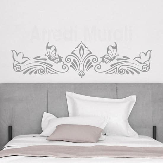 Trova i migliori prezzi e le offerte in corso. Wall Stickers Per Testata Letto Adesivi Murali Per Camera Matrimoniale