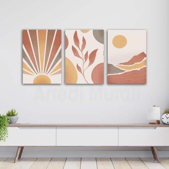 Ravviva la tua casa con delle stampe decorative create da te. Quadri Da Parete Astratti Moderni Con Stampe Su Tela