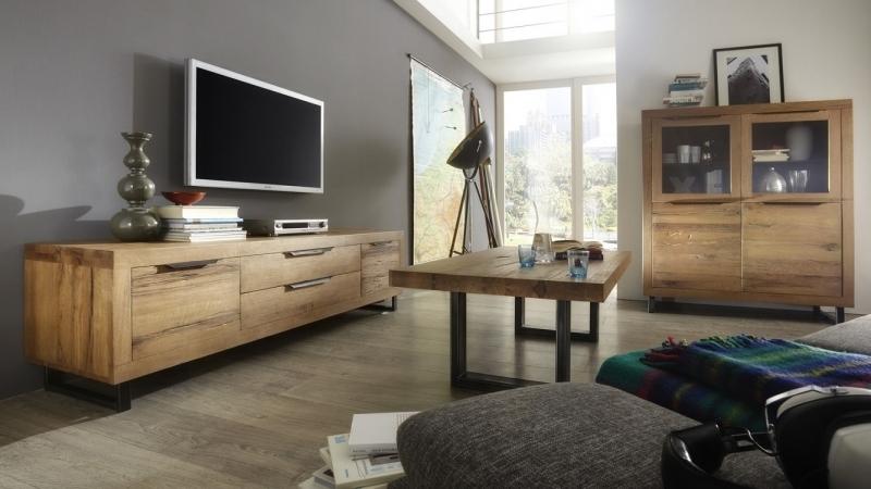 Porta tv Italia mobile design in legno massiccio molto