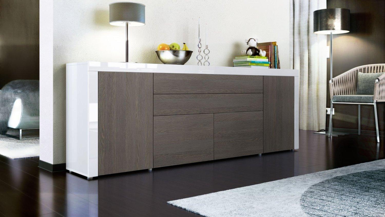 Credenza moderna Napoli 79mobile soggiorno design molto