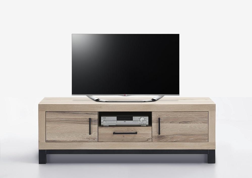 Life porta tv in legno massiccio mobile per tv moderno