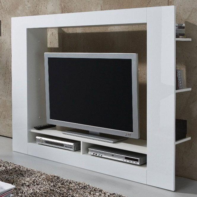 Porta tv moderno Quadro parete soggiorno design mobile