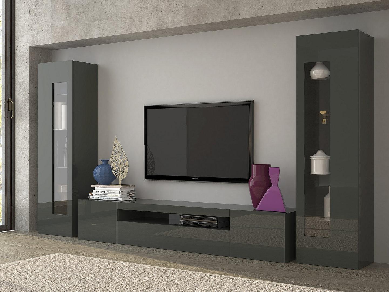 Salotto moderno bianco idee per la casa e l 39 interior for Salotto design moderno