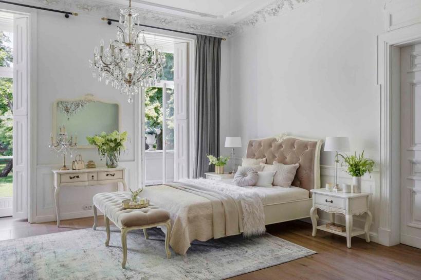 Il nostro modello preferito resta questo letto in legno con testiera porta cuscini. Letto Shabby Chic Matrimoniale Con Testiera Imbottita Arrediorg It
