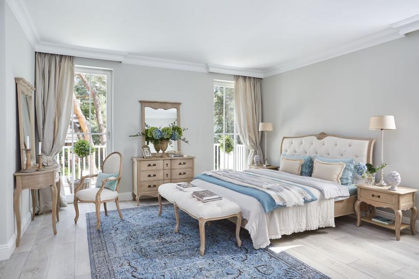 Venite a vedere queste 20 foto di tende per camera da letto. Camera Matrimoniale Shabby Provenzale Completa Arrediorg It