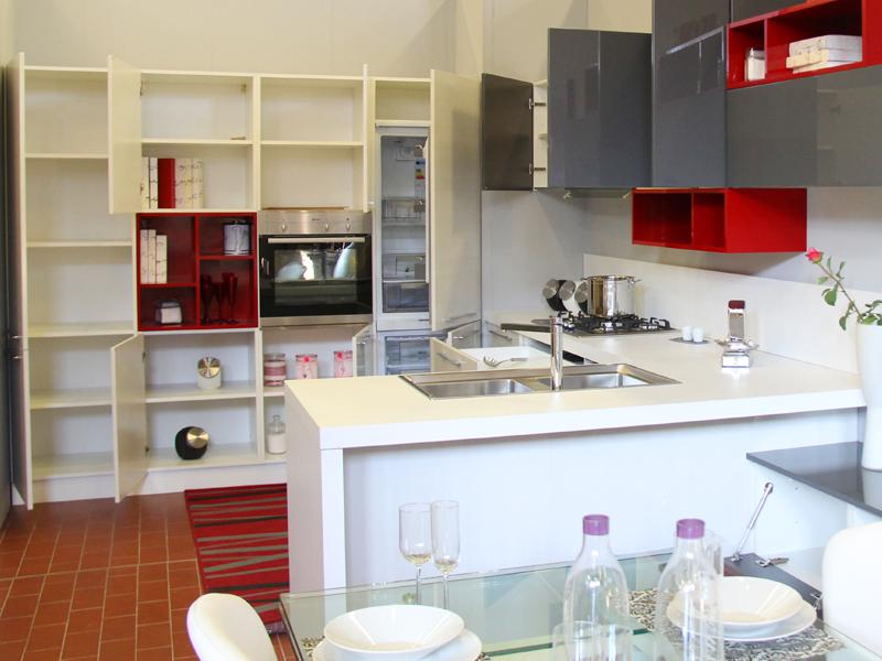 Cucina classica con penisola  Arredamento Mobili ArredissimA