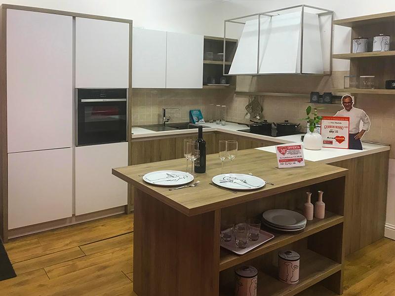 Cucina doppio angolo  Arredamento Mobili ArredissimA
