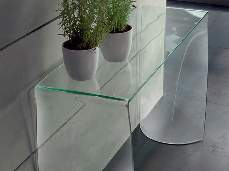 Ingresso tavolino in vetro  Arredamento Mobili ArredissimA