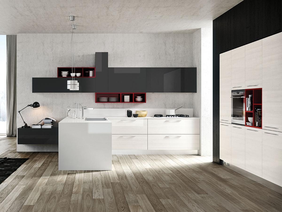 Cucina moderna  Arredamento Mobili ArredissimA
