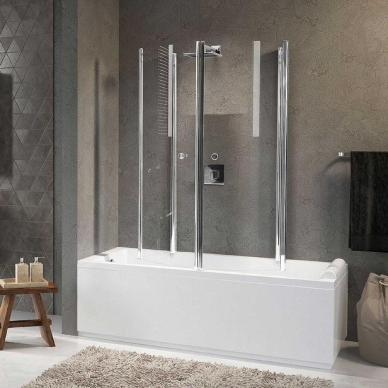 Aurora 4  Box e chiusure per vasca  Vasche da bagno