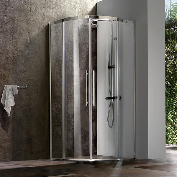 BluBleu presenta MODUS una linea di box doccia che si caratterizza per la leggerezza