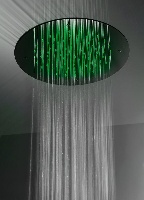 Gattoni Shower Program i benefici dellidroterapia
