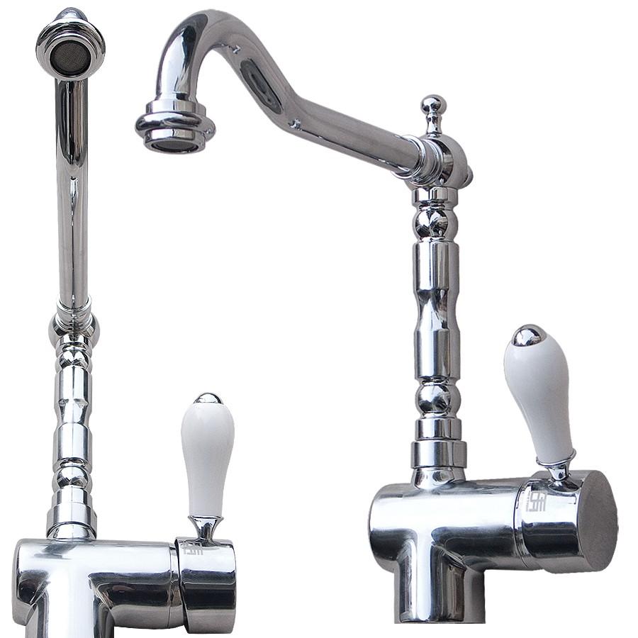 ANTICO MIX una serie di pregio completa di miscelatori lavello  ARREDOBAGNO NEWS