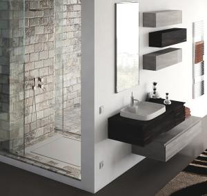 Il bagno di design e levoluzione del bagno moderno