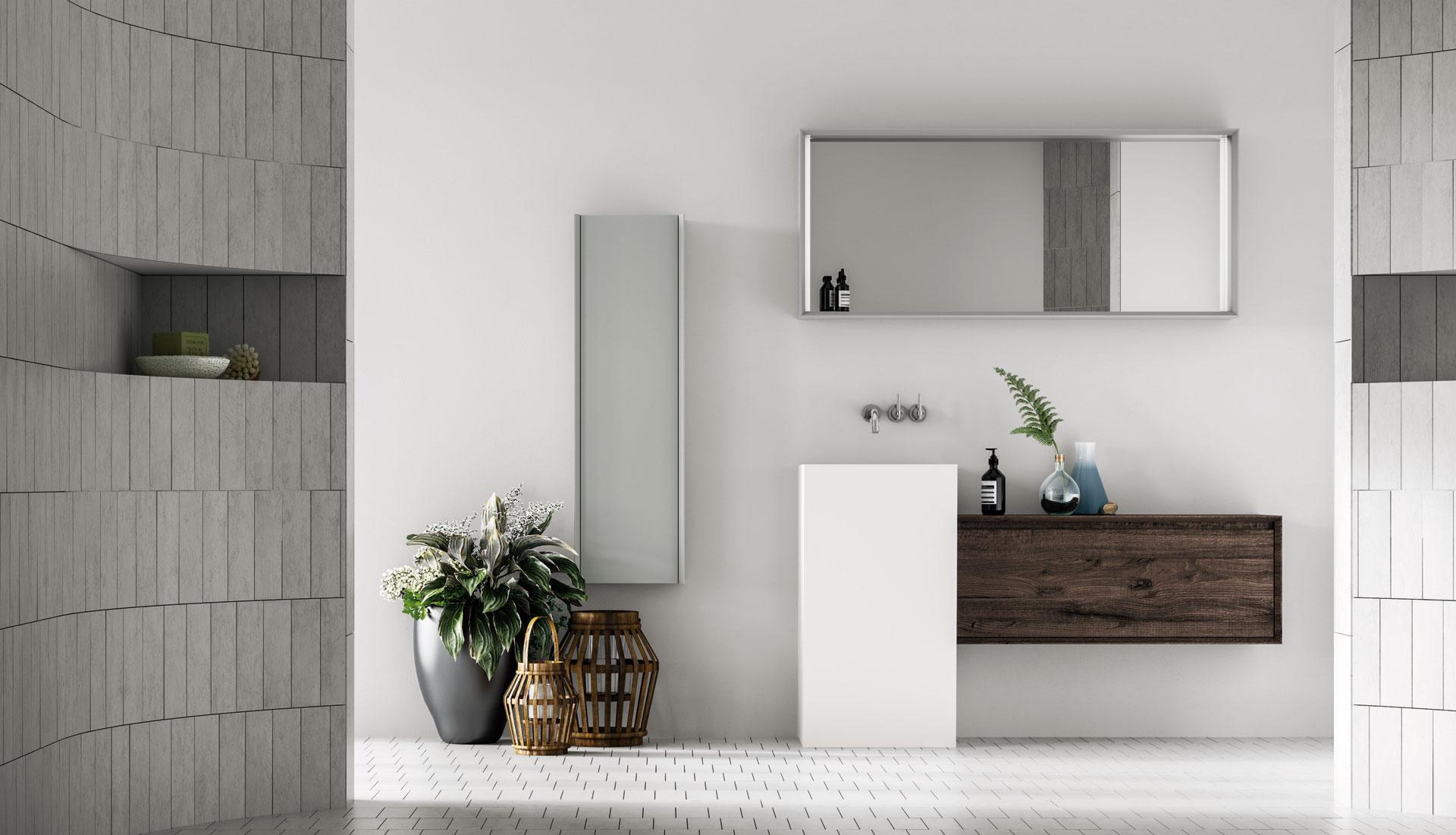 Arredo bagno mobili e arredamento bagno su misura  Puntotre