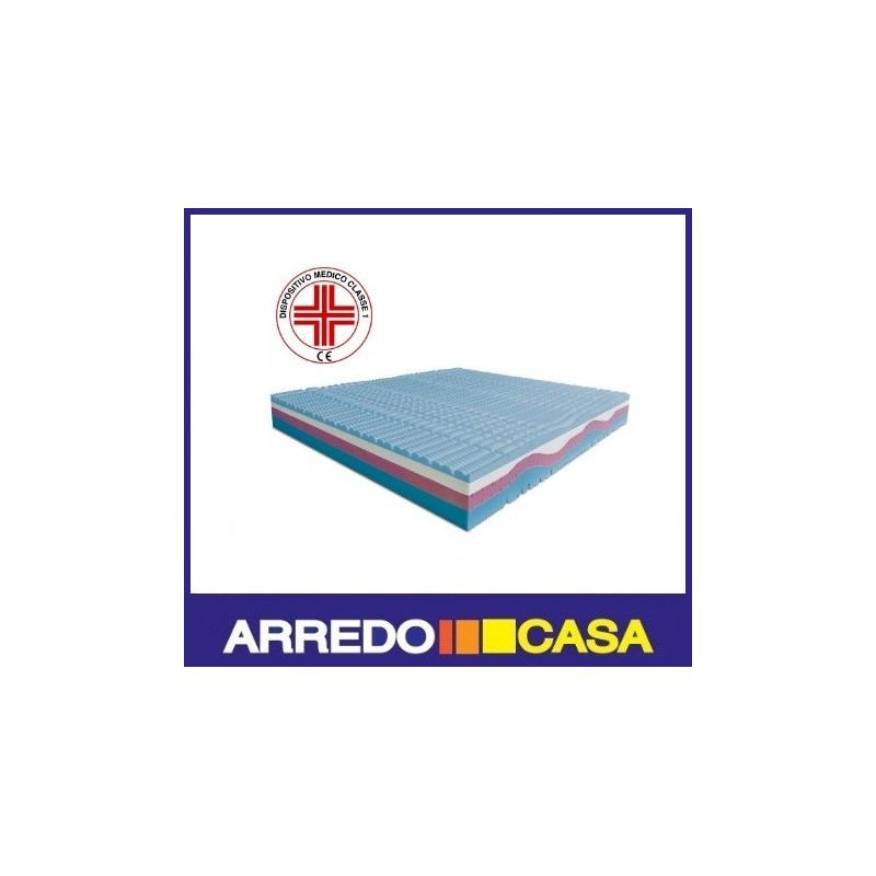 MATERASSO MATRIMONIALE MODELLO TOP IN MEMORY FOAM H 27 DREAM SUPER  Arredo Casa