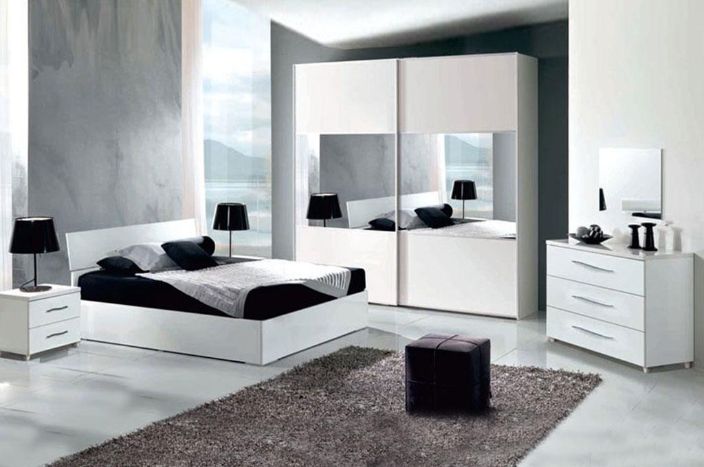 Camera da letto moderna Fashion  Arredo Casa FVG