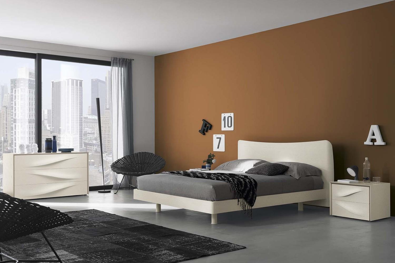 La spaziosa e moderna casa in legno agnes con 3 camere da letto è stata progettata in modo tale da permetterti di godere della luce naturale e del paesaggio circostante. Camera Da Letto Moderna Modello 4022 Arredo Casa Fvg