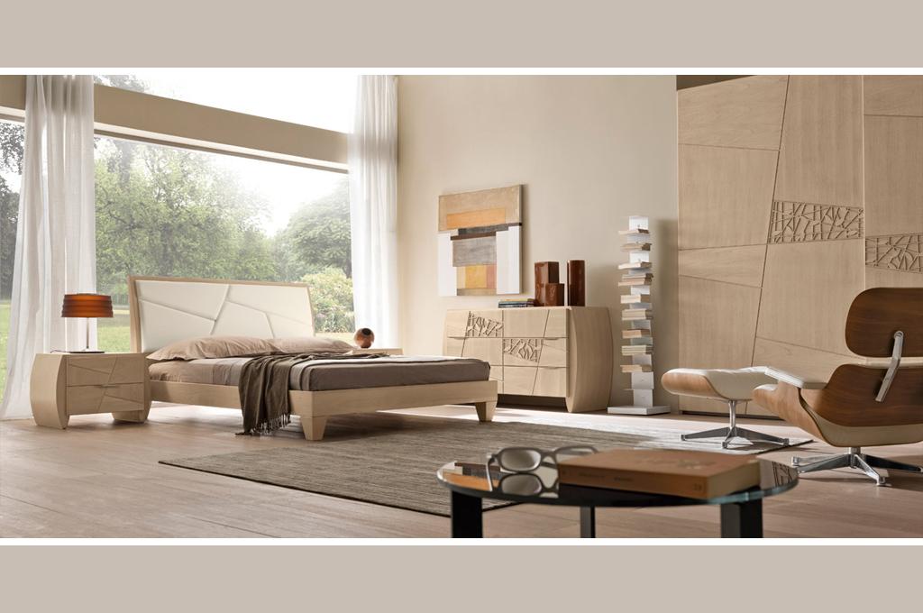 Camera da letto moderna Modello Decor  Arredo Casa FVG
