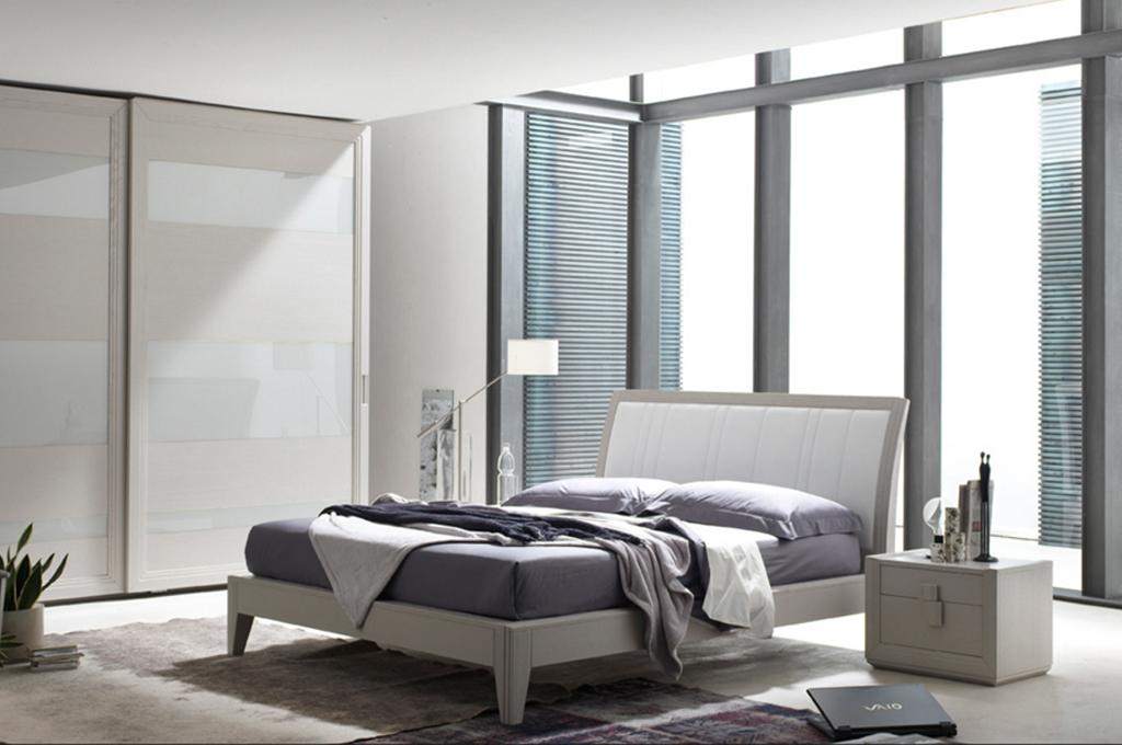 Come arredare una camera da letto moderna: Camera Da Letto Moderna Modello Tea Arredo Casa Fvg