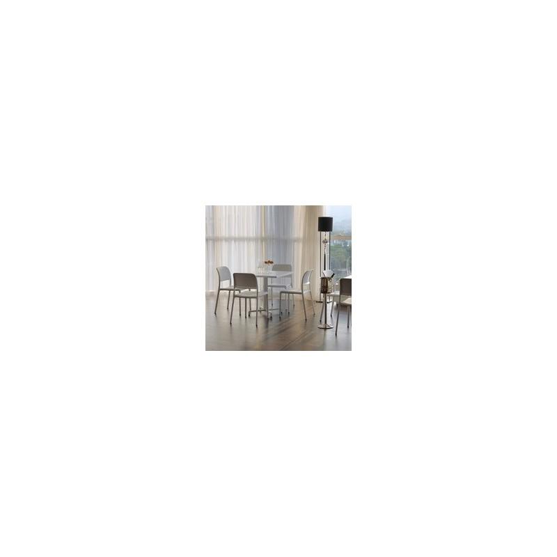 Sedia Riva Bistrot in polipropileneVari colori Nardi Garden miglior prezzo  5100 su