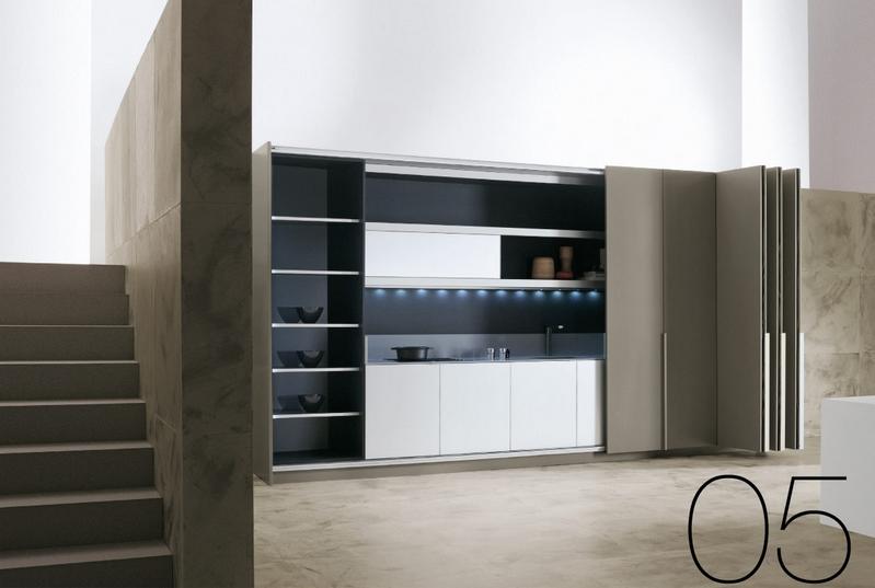 Key Sbabo Cucine Como  Lecco  modello IKON  Arredo