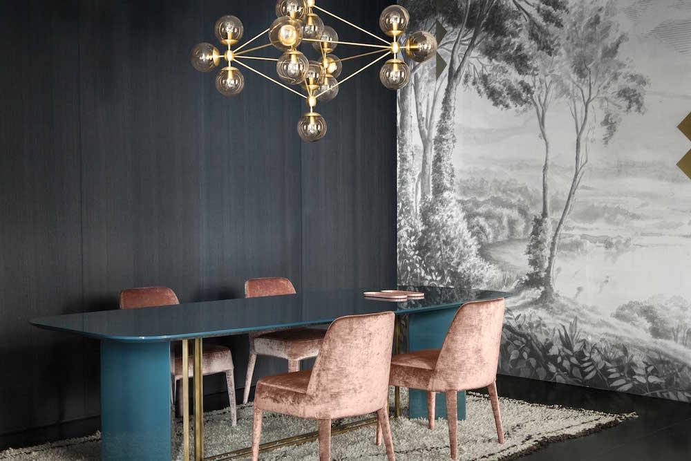Carta da parati, design, and wallpaper. Wall Deco Arredo Design Ch