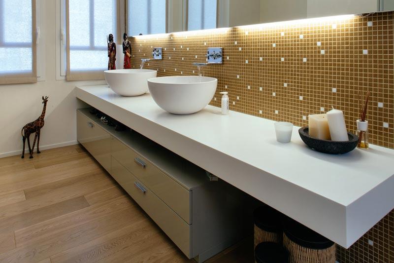 Abitazione milano design interni arredolinea for Interni abitazioni