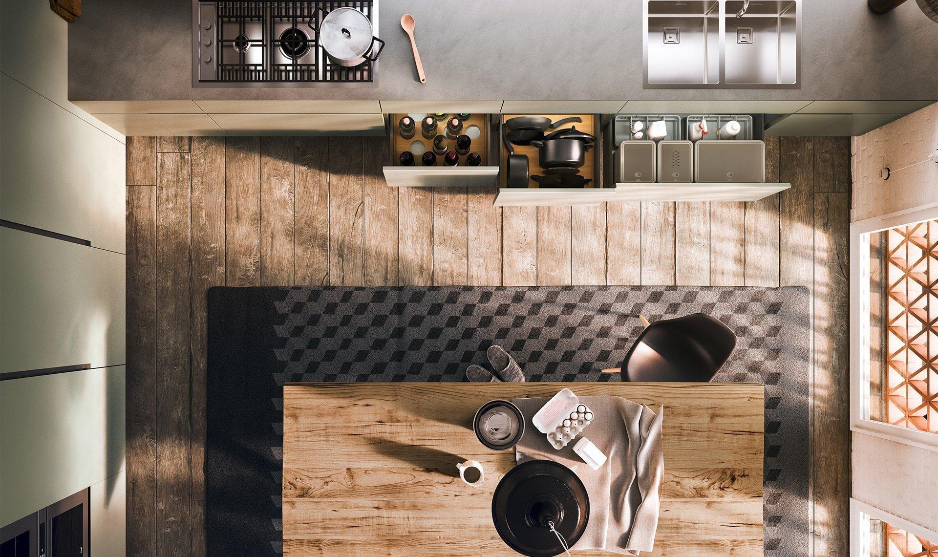 8 consigli per scegliere bene la tua nuova cucina for Realizza la tua cucina