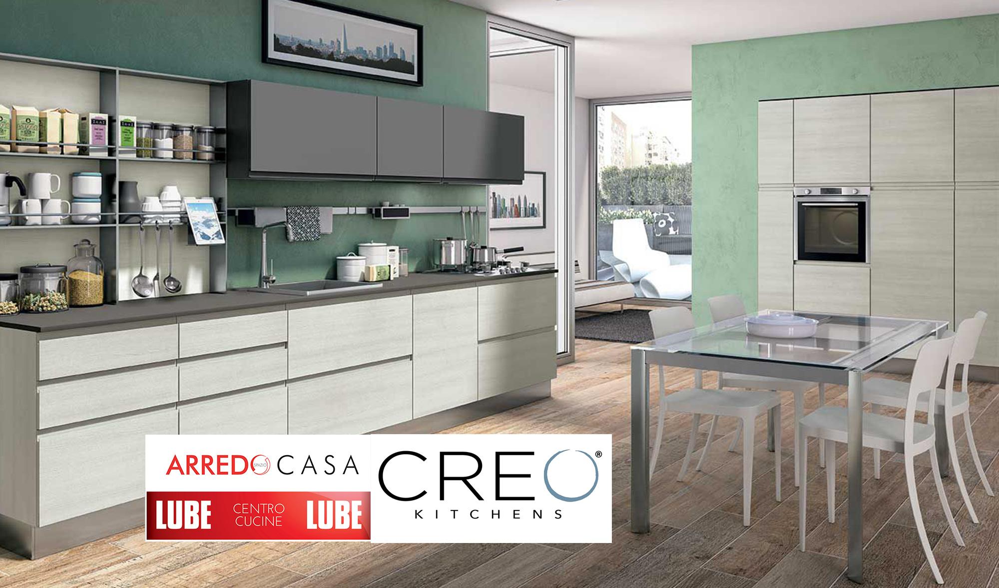 Scopri le cucine Creo Kitchens design italiano e qualit