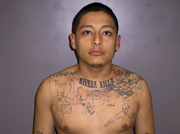 Membro De Gangue Acaba Preso Após Tatuar Cena De Crime No Corpo