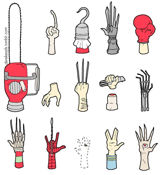 Você Consegue Identificar De Quem São Essas Mãos?