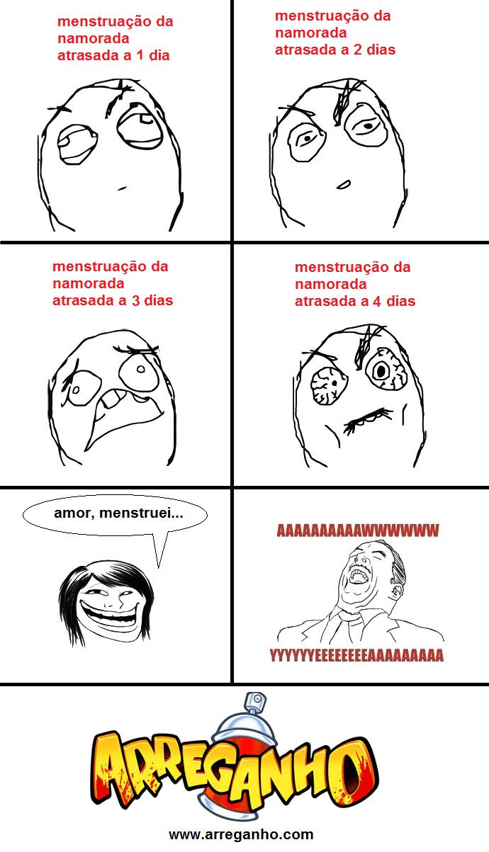Menstruação da Namorada Atrasada 2