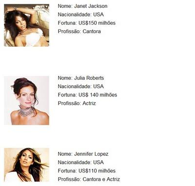 As 10 Mulheres Mais Ricas do Mundo 04