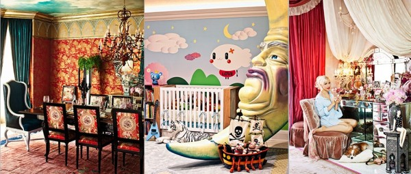Incrível Exposição Que Mostra O Interior Das Casas Dos Famosos