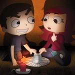 Jogo do Copo: Cuidado ao brincar com o além