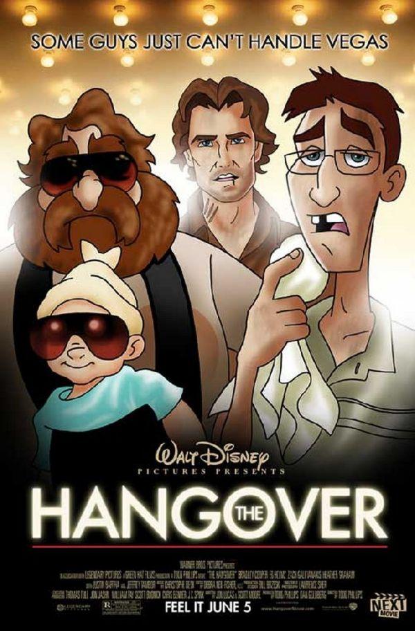 Filmes ao estilo Walt Disney