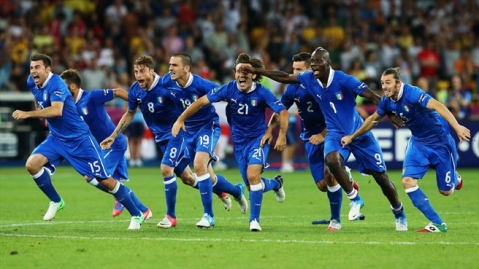 Favoritos Para o Campeonato Mundial - Itália