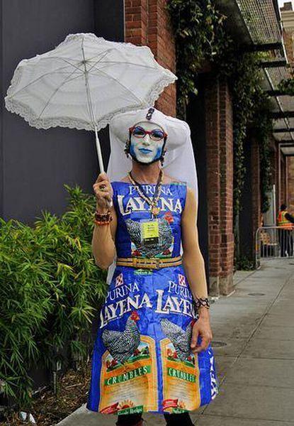 Esquisitices Fashion Week: é feio, mas tá na moda! #7