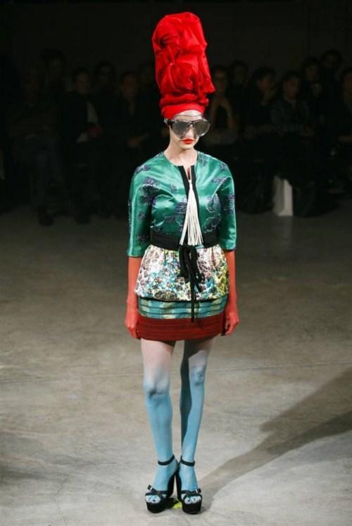 Esquisitices Fashion Week: é feio, mas tá na moda #9