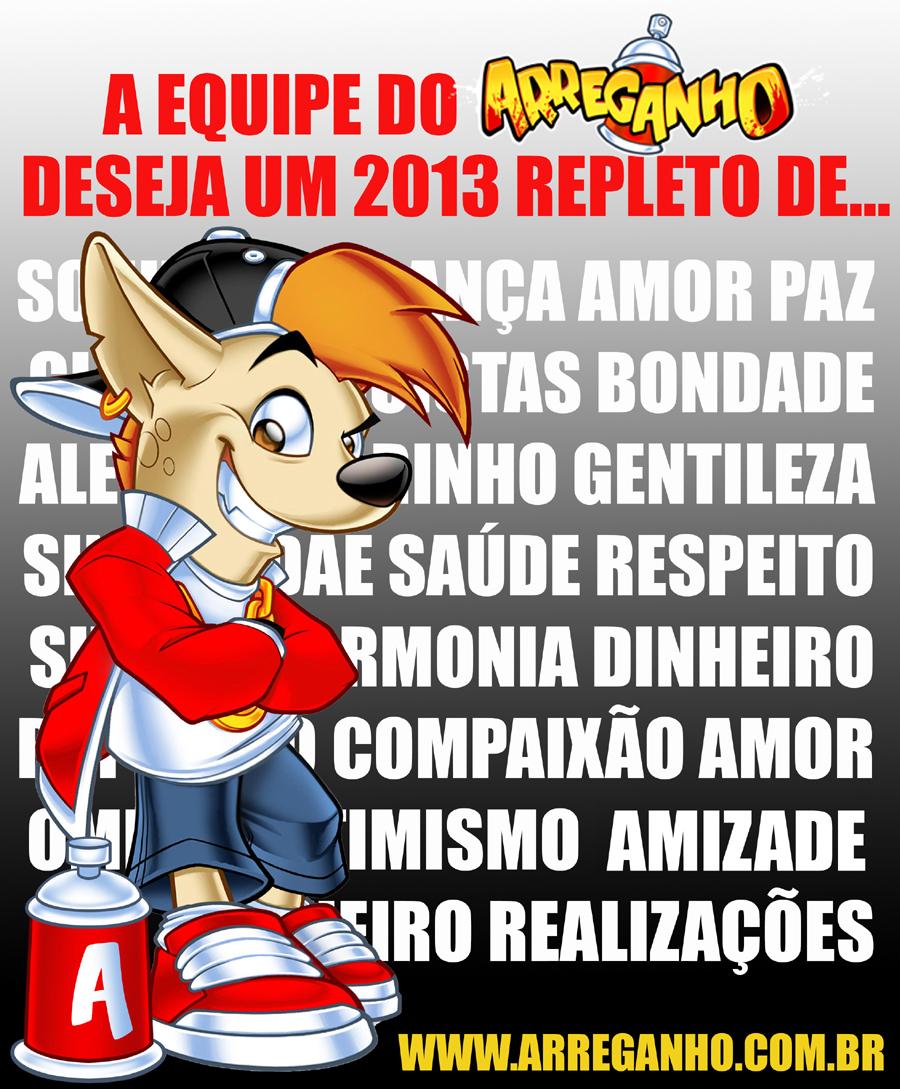 Feliz 2013 - Arreganho