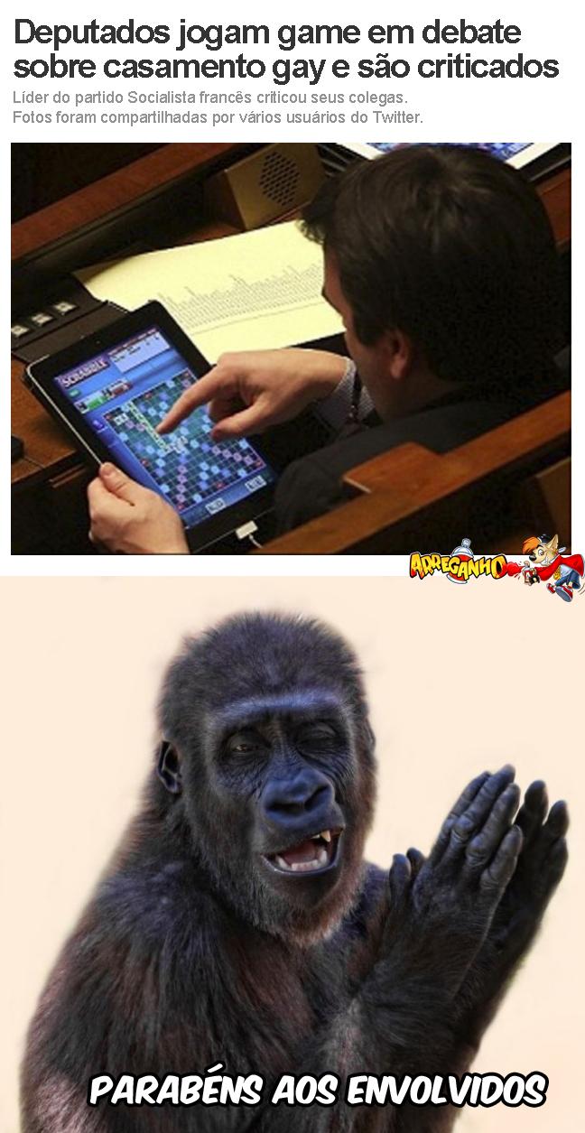 Kong reprova a sua atitude