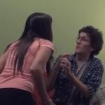 Trollando no Pedido de Namoro