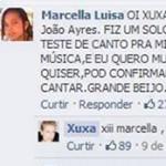 Xiii Marcella – Resposta de Xuxa no Facebook Vira Novo Meme na Internet