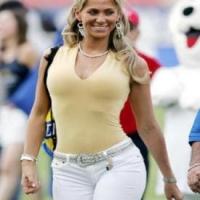 Inés Sainz, a Mexicana Sensual