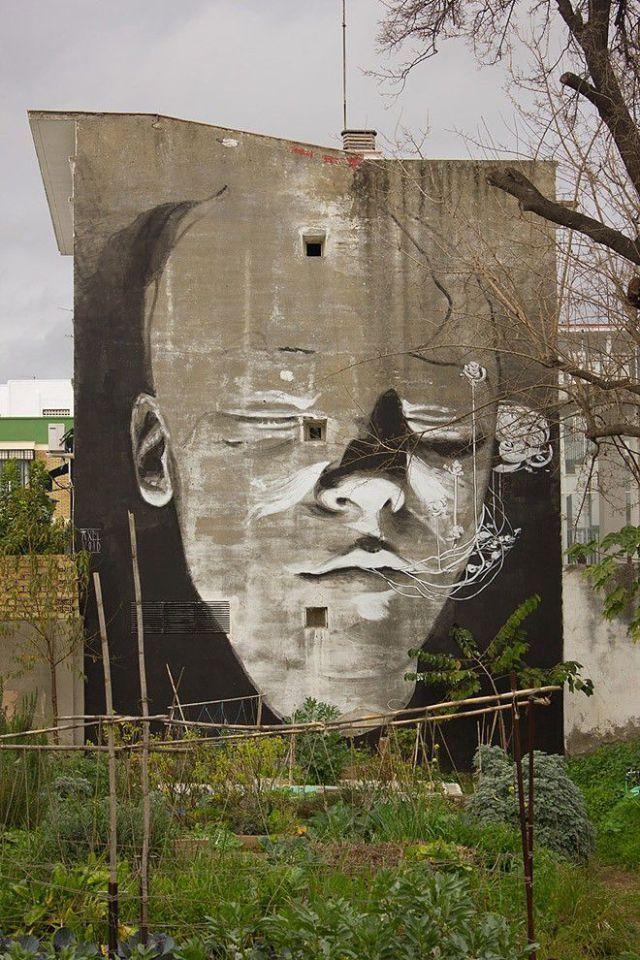 Curiosas e Impressionantes Artes de Rua